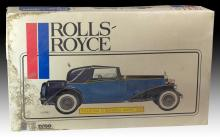 Pocher Tyco 1/8 Scale Rolls Royce Model Kit