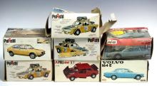 7 Pc. Polistil Politoys Collection w/ Boxes