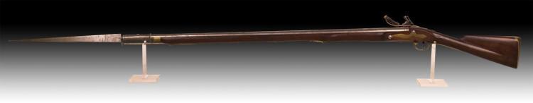 Pedersoli Brown Bess Musket,1776 Stowe Lockplate