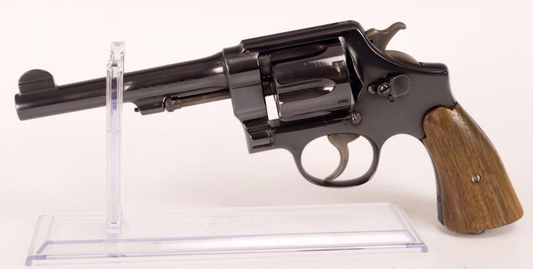 U.S. Army Model 1917 S&W D.A. .45 cal Revolver