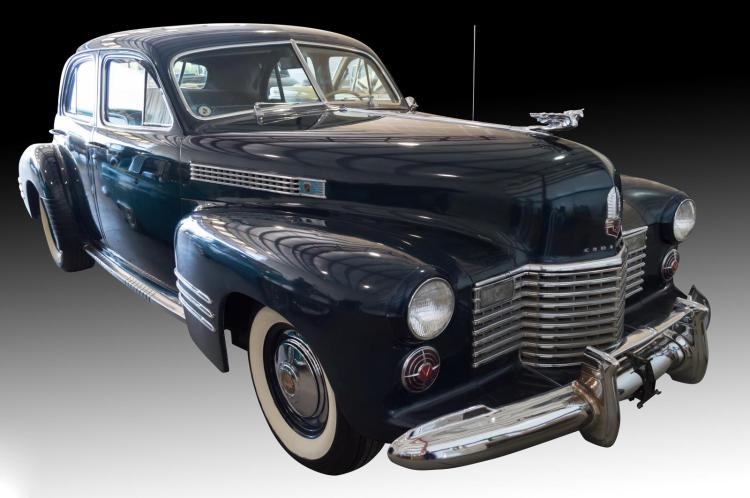 1941 Cadillac Series 62 4-Door Sedan