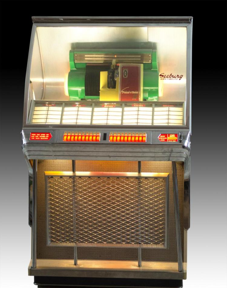 Seeburg Select-O-Matic 100 Jukebox