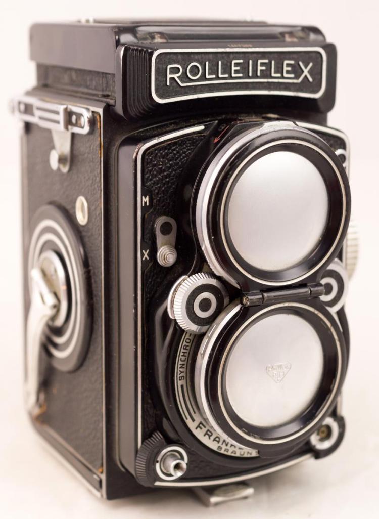 1953 Rolleiflex Camera, 2.8C, 1467389