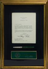 Letter From President Carter National Energy Act