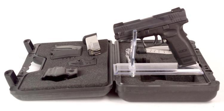 Springfield Armory Model Xd-45 Semi-auto Pistol