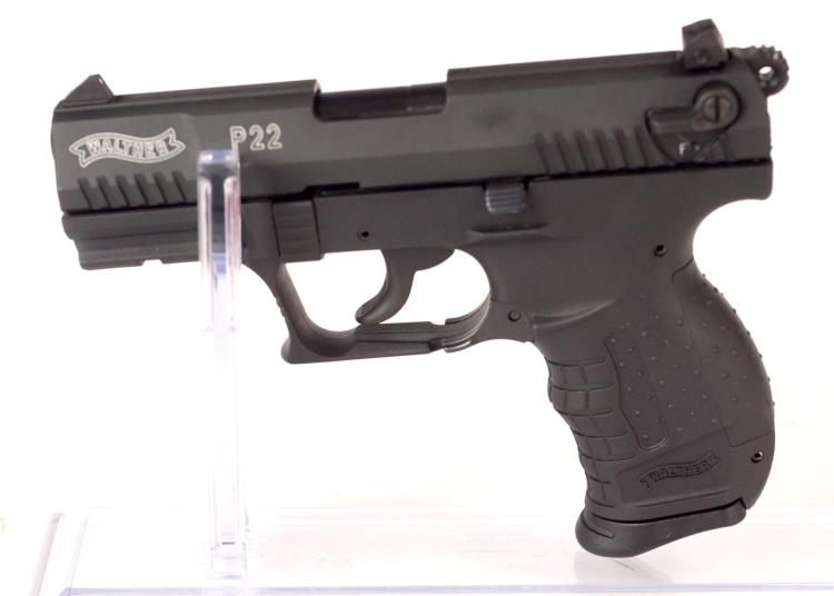 Walther P22 .22 Cal. Pistol w/ 1 Magazine