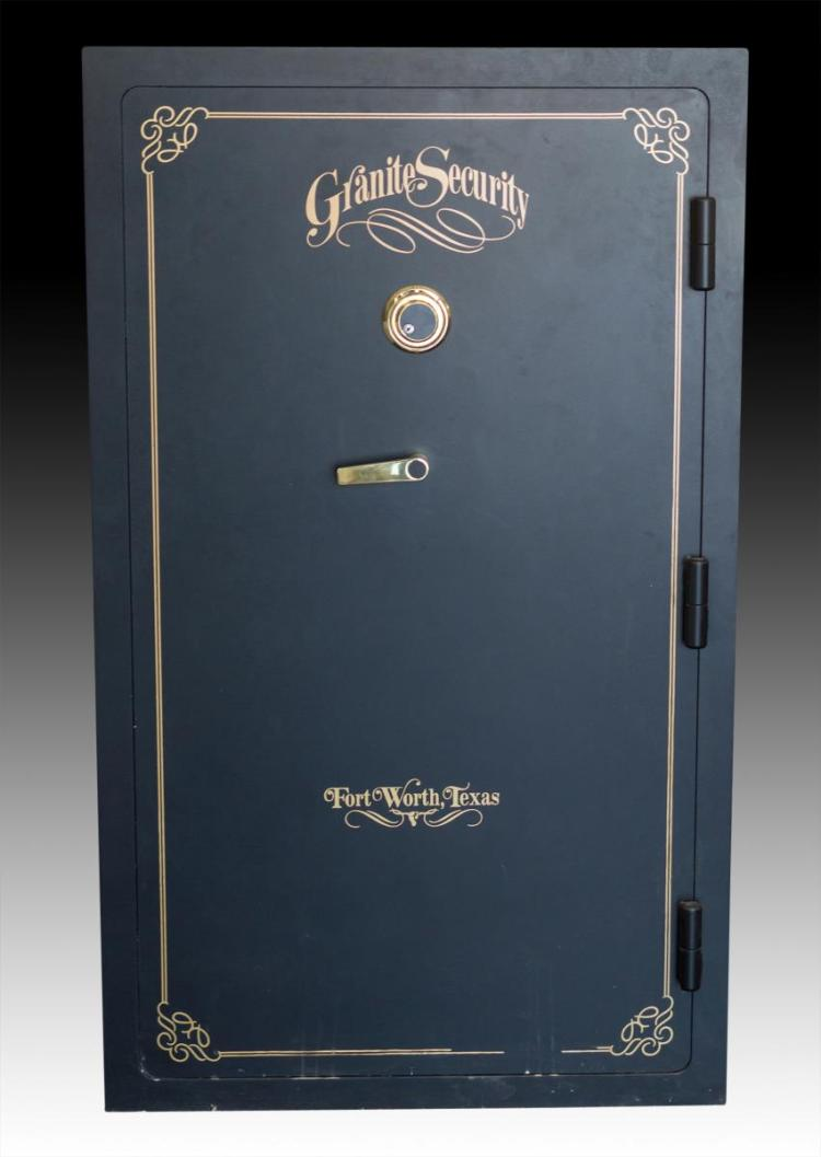 Granite Security Gun Safe, Fort Worth Texas