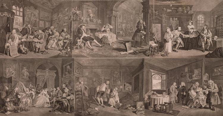 William Hogarth (1697-1764)