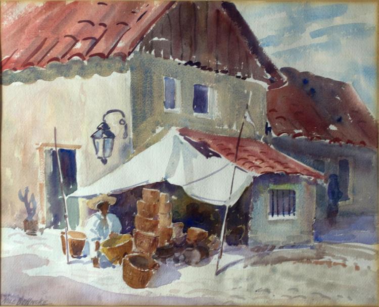 Nile Behncke (1894-1954)