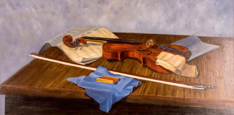 Mardelle Driscoll (1939-2014) Musical Instruments