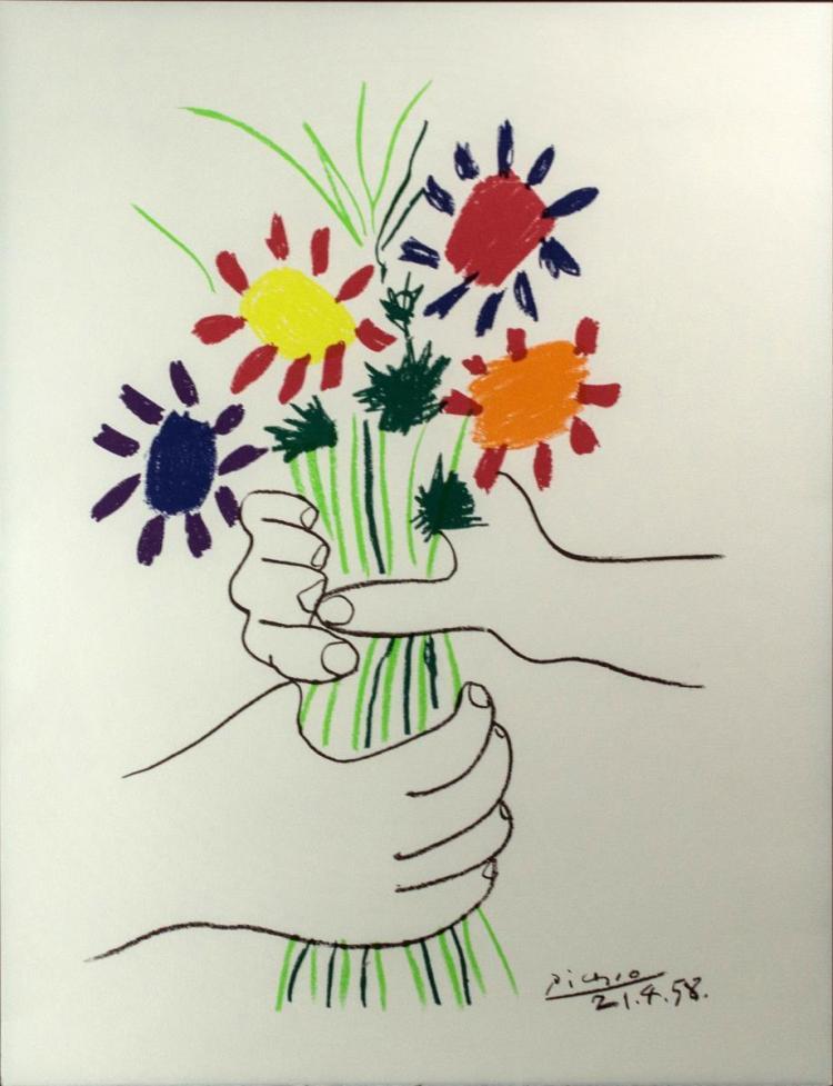 Pablo Picasso (1881-1973) Lithograph