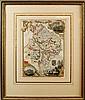 Huntingdon Shire Framed Print