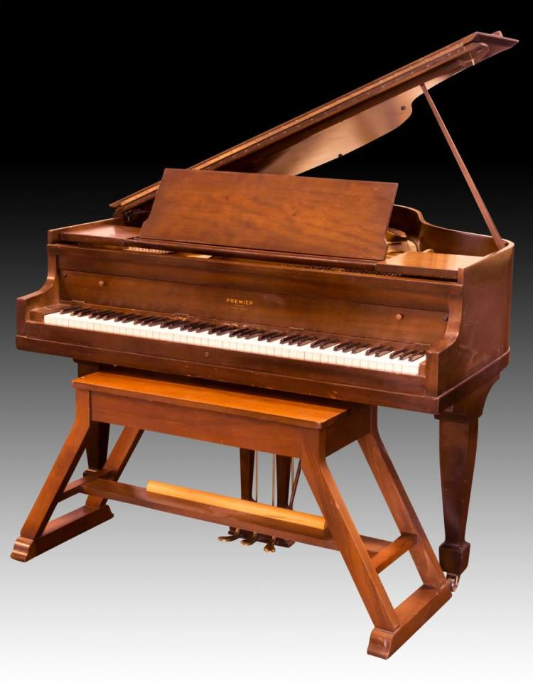 Premier New York Baby Grand Piano