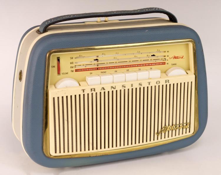 Akkord Transistor Radio