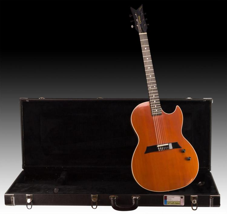1983 Carriveau Nylon String Eloustic