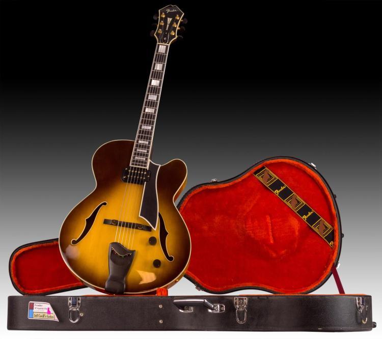 1997-98 Fender D' Aquisto Elite