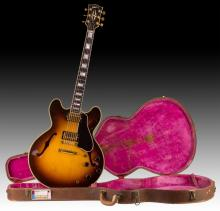1959 Gibson ES355 (Factory Refinished in 1997)