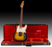 1968 Fender Telecaster Custom 100%
