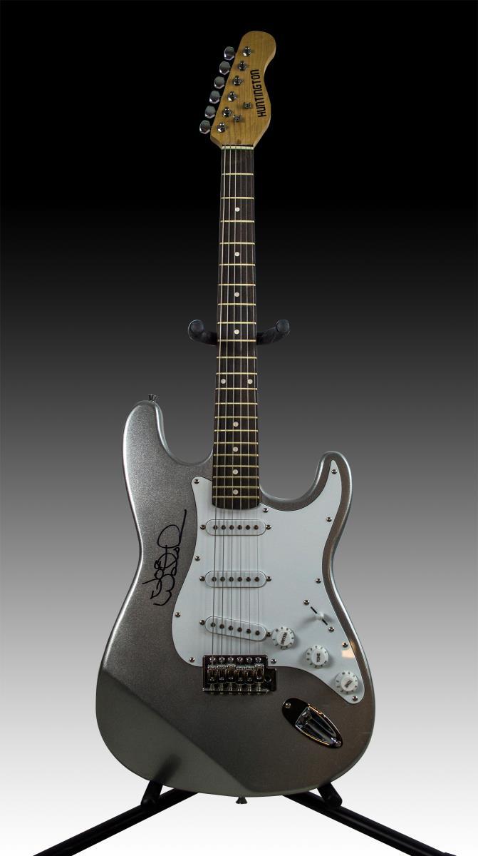 Joe Walsh Autographed Huntington Electric Guitar