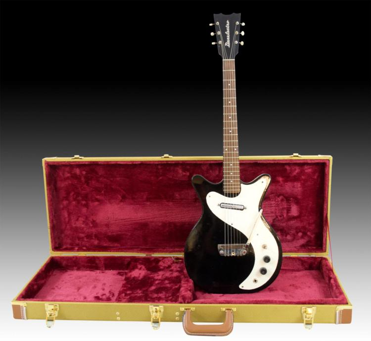 1959 Danelectro Batwing Guitar