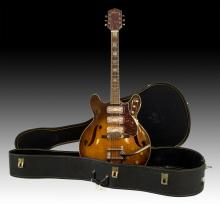 1968 Harmony Heath Hollowbody Guitar