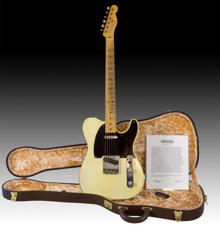 1955 Fender Telecaster Danny Gatton Played