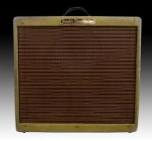 Rare Fender 1955 Bandmaster Tweed 5E7 Amplifier