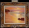 Maurice Meyer (ne 1936) Seascape Oil Painting, Maurice Meyer, Click for value