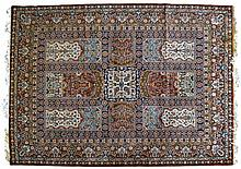 Vintage Large Oriental Rug