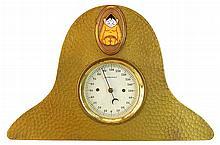 Old Art Metal Co. Bronze Billiken Thermometer