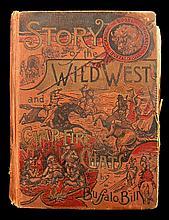 Buffalo Bill Cody Wild West Book 1888
