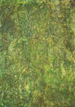 Jules Olitski (1922-2007) Acrylic Painting