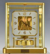 Jaeger le Coultre #540 Square Dial Atmos Clock