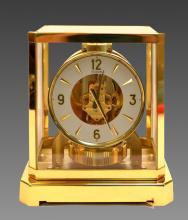 Jaeger Le Coultre Atmos Mantle Clock