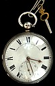 Hamley Sterling Pocket Watch