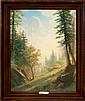 Bierstadt Giclee Painting