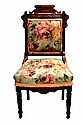 Circa 1890's Victorian Eastlake Style Side Chair