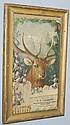 A.B. Lindquist 1910 Calendar