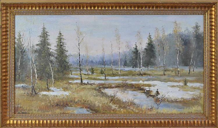 Nikolai Nikolaevich Solomin (b1640) Russian School