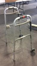 Adjustable Aluminum Walker