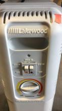 Lakewood Portable Electric Radiator