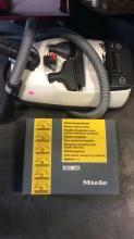 Miele Portable Vaccum Cleaner w/ Extra Hose