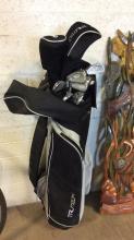 Trutech Golf Bag & Clubs