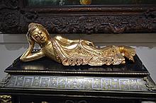Gold Gilt Decorative Buddha
