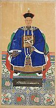 Chinese Daoguang Emperor (Qing Dynasty) Painting