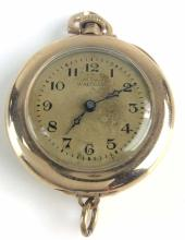 20th C. Gold Plated Ladies Wrist Watch