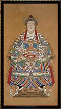 Asian Empress Painting