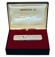 Mid-Century Minox-C Spy Camera
