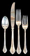 Wallace Regency Sterling Silver Flatware Service