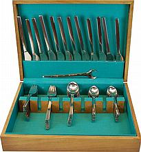 Georg Jensen Tanaquil Stainless Flatware Set